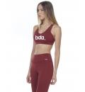 Body Action Fw20 Women Racer Padded Bra
