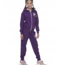 Body Action Παιδικό Αθλητικό Παντελόνι Fw20 Girls Basic Pants 022001