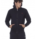 Body Action Γυναικεία Ζακέτα Με Κουκούλα Fw20 Men Winter Zip Hoodie 073007