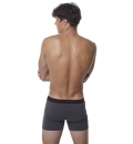 Body Action Fw20 Men 3-Pack Boxer Briefs