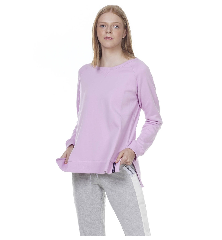 Body Action Γυναικείο Φούτερ Fw20 Women Pullover Sweatshirt 061008