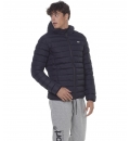 Body Action Ανδρικό Αθλητικό Μπουφάν Fw20 Men Quilted Jacket With Hood 073011