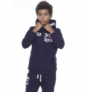 Body Action Παιδικό Φούτερ Με Κουκούλα Fw20 Boys Full Zip Jacket 074002