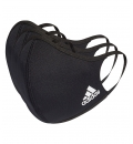 adidas Μάσκα Προστασίας Ss21 Face Cover Large Σετ 3τμχ H08837