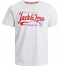 Jack & Jones Ανδρική Κοντομάνικη Μπλούζα Ss21 Jjmoon Tee Ss Crew Neck 12182323