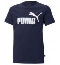 Puma Ss21 Ess Logo Tee B