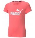 Puma Ss21 Ess Logo Tee G