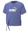 Puma Ss21 Ess+ Logo Silhouette Tee G