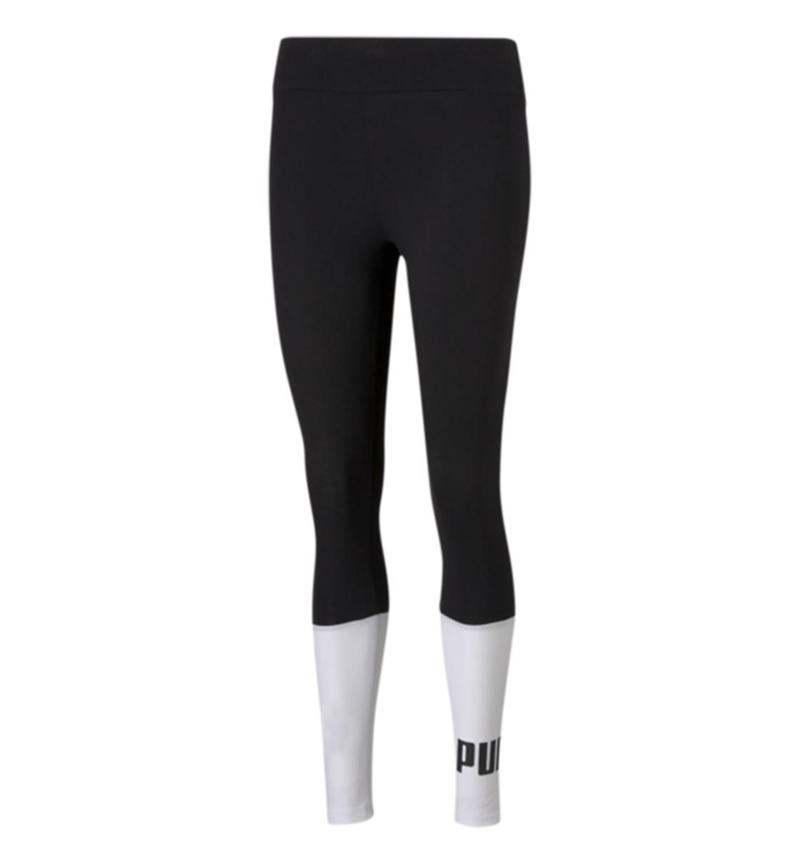 Puma Γυναικείο Αθλητικό Κολάν Ss21 Ess+ Colourblock Leggings 587913