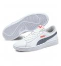 Puma Εφηβικό Παπούτσι Μόδας Smash V2 L Jr 365170