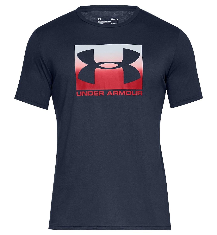 Under Armour Ανδρική Κοντομάνικη Μπλούζα Ss21 Boxed Sportstyle Ss 1329581