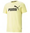 Puma Ανδρική Κοντομάνικη Μπλούζα Ss21 Ess Logo Tee (S) 586667