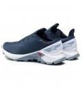 Salomon Ανδρικό Παπούτσι Trail Running Ss21 Trail Running Shoes Alphacross Blast Gtx 411060