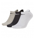 Nike Αθλητικές Κάλτσες Σοσόνια U Nk Ltwt Ns 3Pr-Value Sx2554