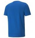 Puma Ανδρική Κοντομάνικη Μπλούζα Ss21 Ess Small Logo Tee 586668