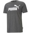 Puma Ss21 Ess Heather Tee
