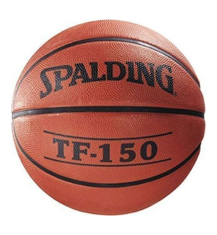 Spalding Μπάλα Basket Ss21 Tf-150 Performance Size 5 Rubber Basketball 73955Z1