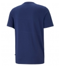 Puma Ανδρική Κοντομάνικη Μπλούζα Ss21 Flock Tee 587770