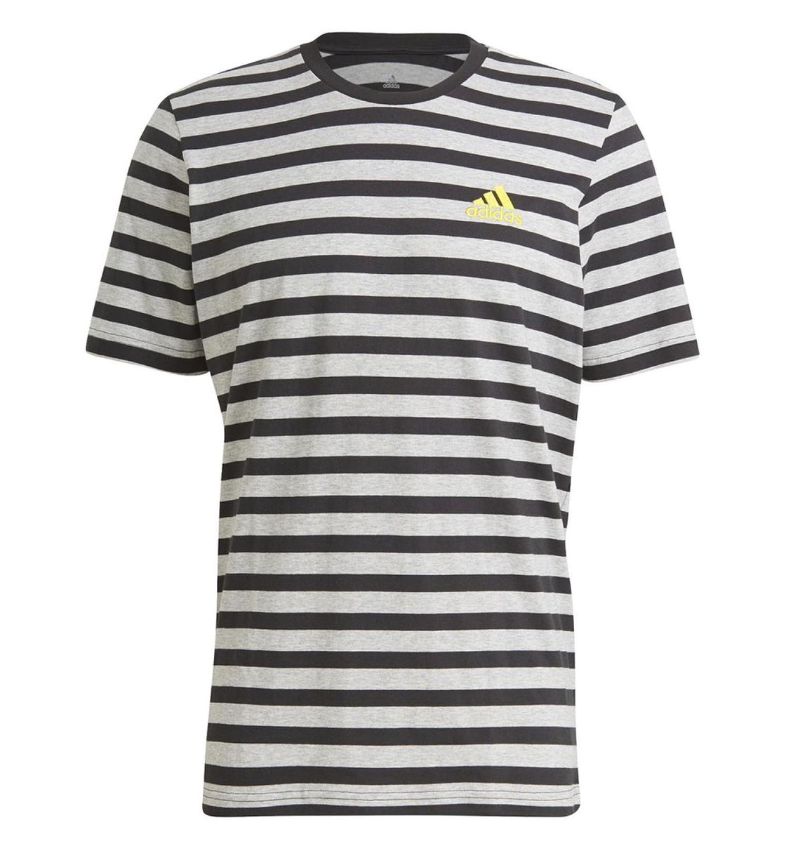 Adidas Ss21 Essentials Stripy T-Shirt