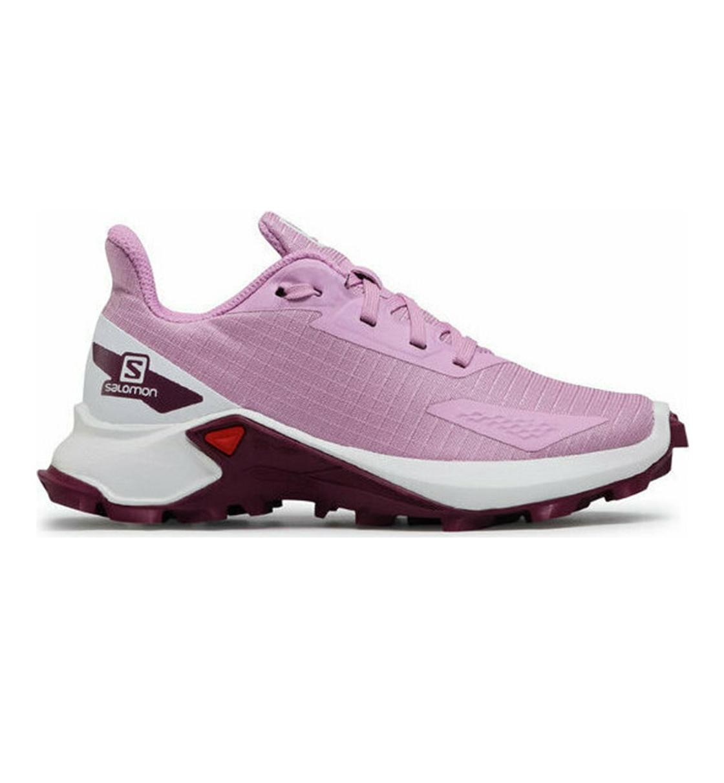 Salomon Εφηβικό Παπούτσι Trail Running Ss21 Kids Shoes Alphacross Blast J 412900
