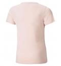 Puma Παιδική Κοντομάνικη Μπλούζα Ss21 Ess+ Logo Tee G 587041