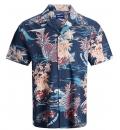 Jack & Jones Ανδρικό Πουκάμισο Ss21 Jortropicana Resort Shirt S/S Ltn 12187956