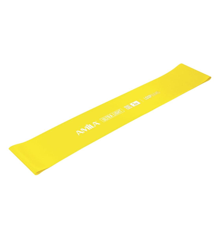 Amila Ss21 Λάστιχο Small Loopband Ultra Light Κίτρινο