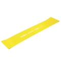 Amila Λάστιχο Γυμναστικής Ss21 Λάστιχο Small Loopband Ultra Light Κίτρινο 96600