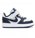 Nike Bebe Παπούτσι Μόδας Ss21 Nike Court Borough Low 2 BQ5453