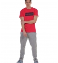 Body Action Ανδρικό Αθλητικό Παντελόνι Ss21 Men'S Sport Jersey Joggers 023135