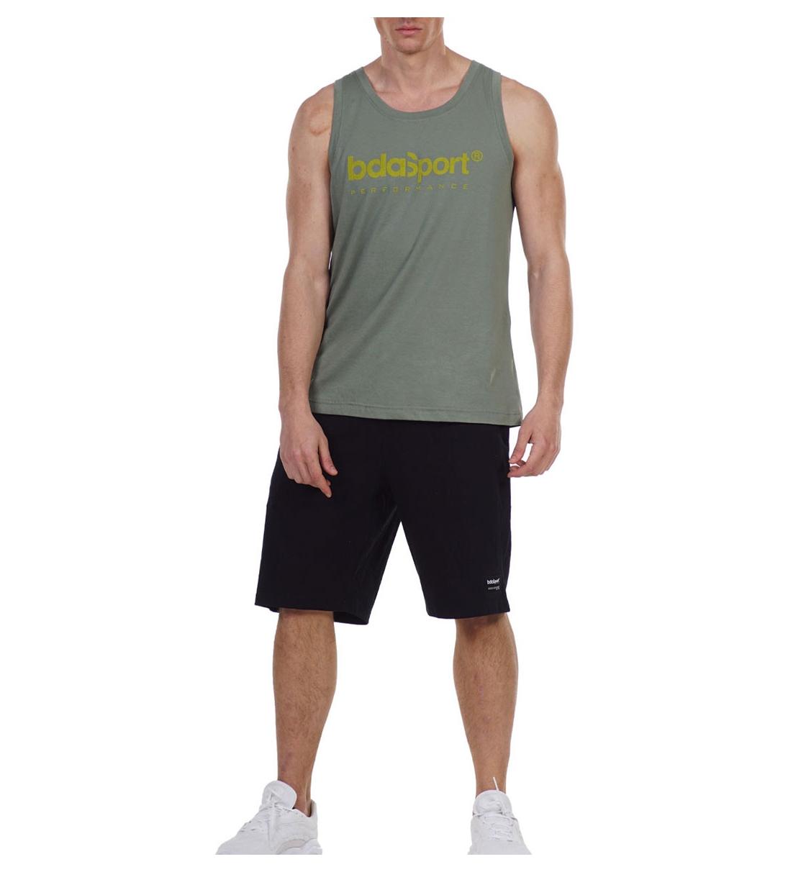 Body Action Ανδρική Αθλητική Βερμούδα Ss21 Men'S Regular Fit Bermuda 033122