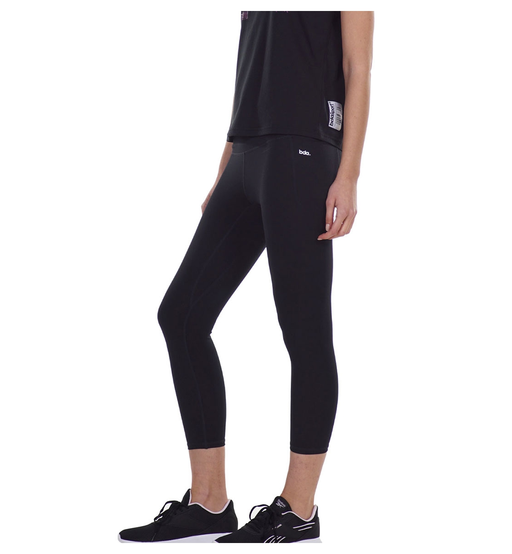 Body Action Γυναικείο Αθλητικό Κολάν Ss21 Women'S Hi Rise 7/8 Leggings 011131