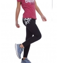Body Action Ss21 Girl'S Basic Leggings