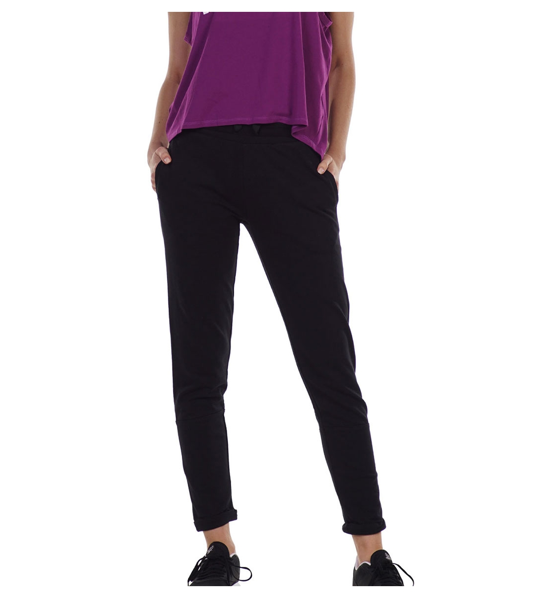 Body Action Ss21 Women'S Skinny Joggers