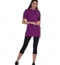 Body Action Ss21 Women'S 3/4 Sports Leggings