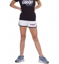 Body Action Ss21 Girl'S Athletic Shorts
