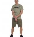 Body Action Ανδρική Αθλητική Βερμούδα Ss21 Men'S Training Sport Shorts 033131