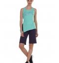 Body Action Ss21 Women'S Bermuda Shorts