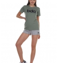 Body Action Ss21 Women'S Training Shorts