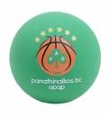 Spalding Λαστιχένιο Μπαλάκι Ss21 Spalding Hi-Bounce Spaldeen - Panathinaikos ( 51-304Z1
