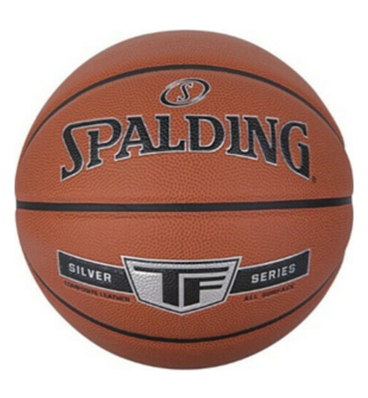 Spalding Ss21 Spalding Tf Silver Sz7 Composite Basketball