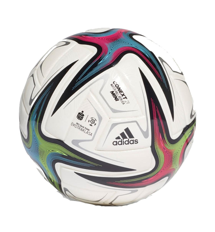 adidas Μπάλα Ποδοσφαίρου Ss21 Ekstraklasa Mini GU1551