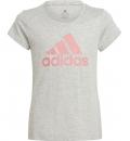 adidas Παιδική Κοντομάνικη Μπλούζα Ss21 Adidas Girls Essentials Big Logo Tee GN4071