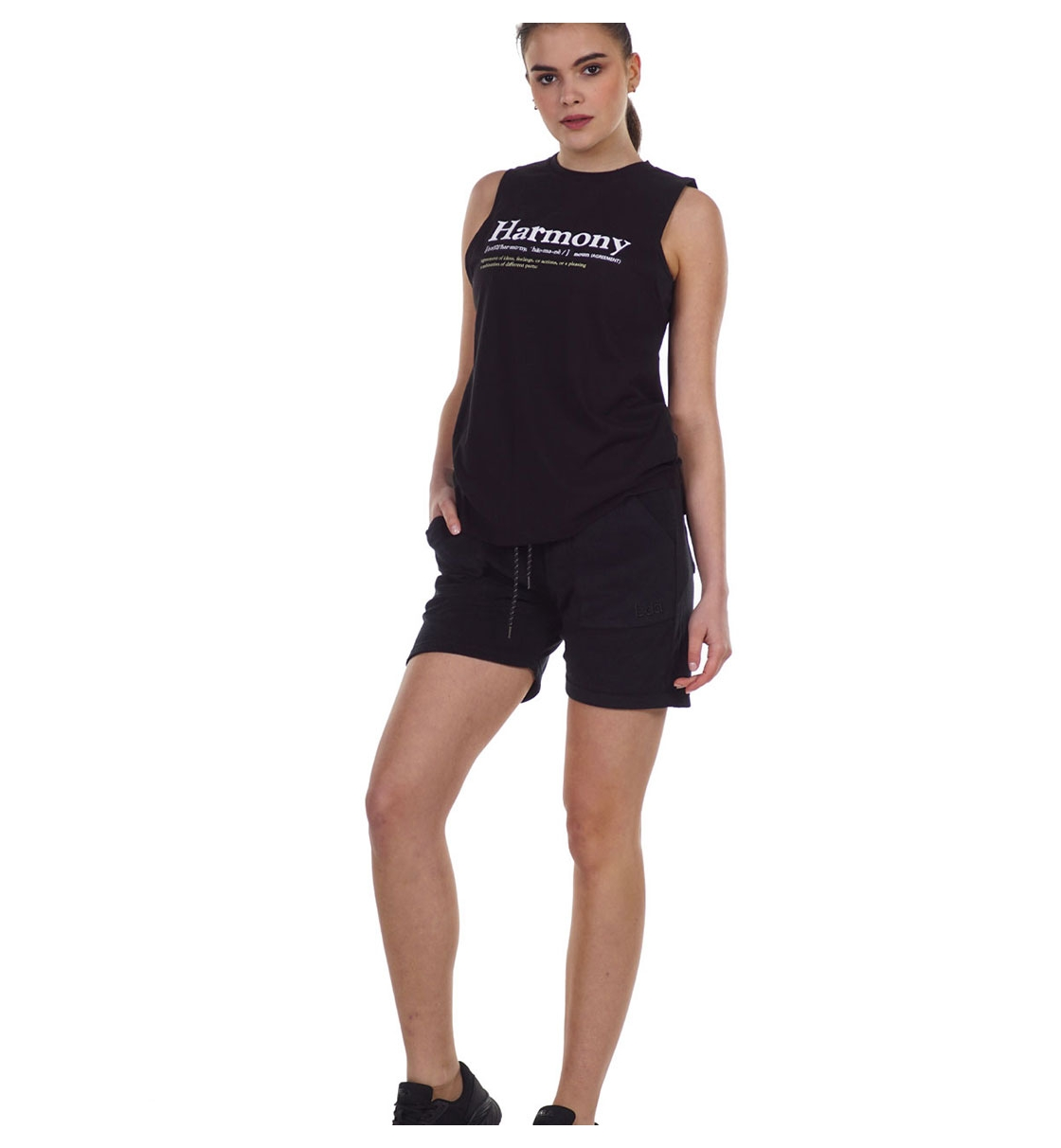 Body Action Ss21 Women'S Workout Vest