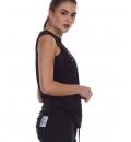 Body Action Γυναικεία Αμάνικη Μπλούζα Ss21 Women'S Workout Vest 041120