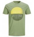 Jack & Jones Ανδρική Κοντομάνικη Μπλούζα Ss21 Jcofading Tee Crew Neck Fst 12191978