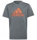 adidas Παιδική Κοντομάνικη Μπλούζα Ss21 Adidas Boys D2M Big Logo T-Shirt GN1480