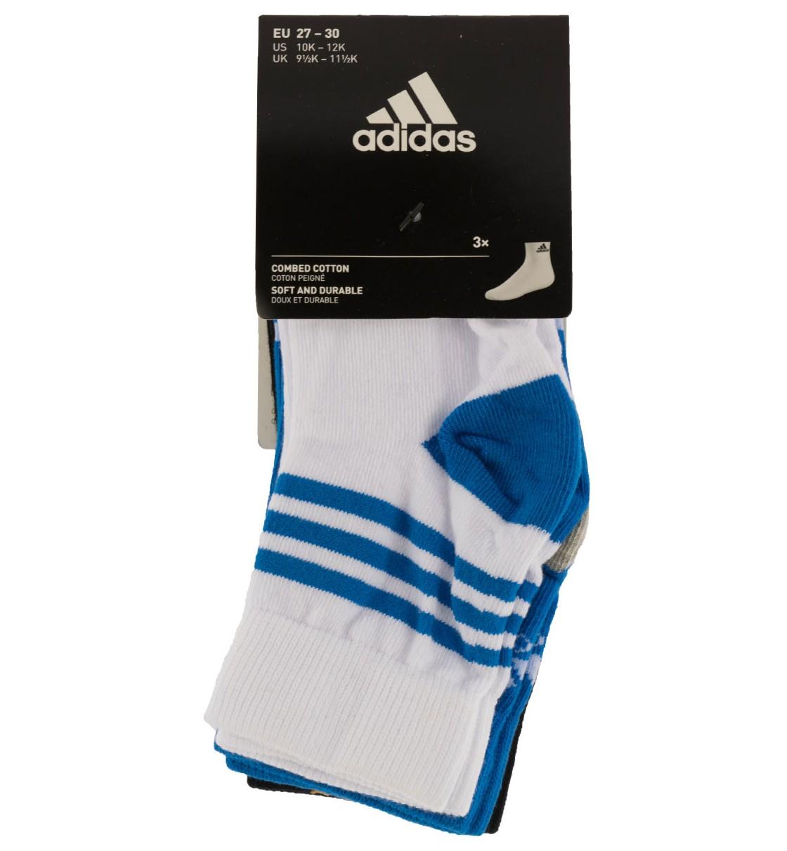 adidas Αθλητικές Κάλτσες Κοντές Lk Ankle 3Pp AO0239