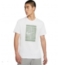 Nike Ανδρική Κοντομάνικη Μπλούζα Ss21 Nikecourt DD2228