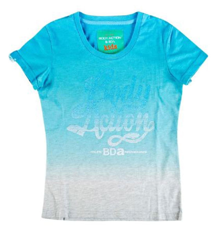 Body Action Παιδική Κοντομάνικη Μπλούζα Ss20 Girls Short Sleeve T-Shirt 052701